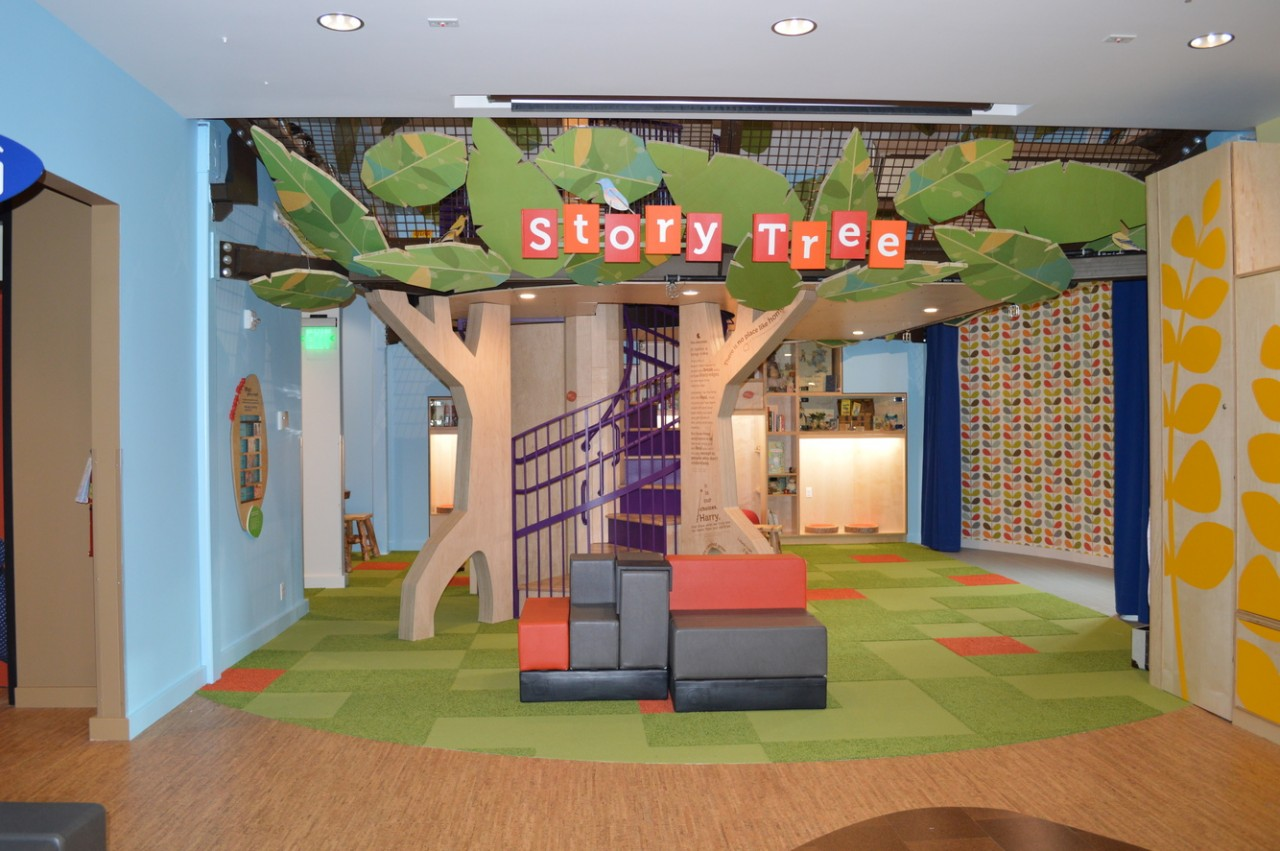 Seattle Times: KidsQuest Children's Museum opens Tuesday at new location in Bellevue
