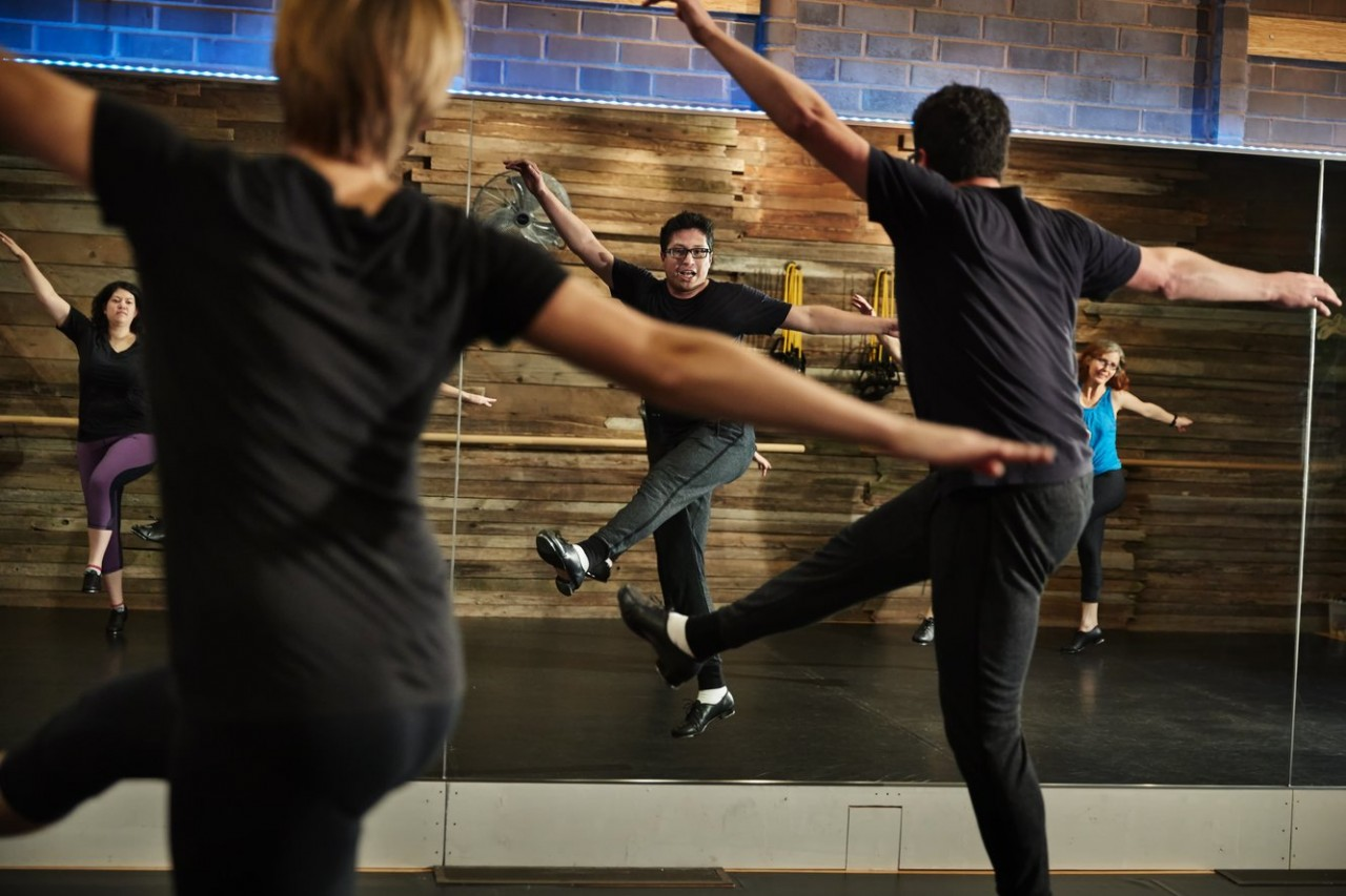 Seattle Times: Tap dancing is a joyful way to exercise
